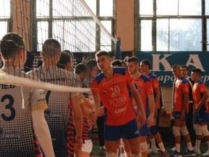Юношески национал се връща във Виктория Волей за дербито с ВК Строител днес