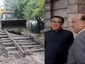 Когато пловдивчани махаха на Великия вожд на Северна Корея по пътя му за Хисаря ВИДЕО