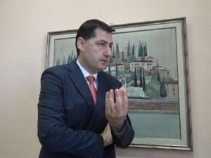 Иван Тотев кръщава 60 деца днес в Пловдив