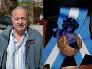 """Връчват отличието """"Почетен гражданин на град Пловдив"""" на Петър Анастасов"""