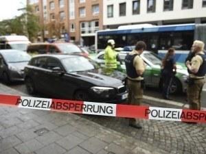 Арестуваха заподозрян за нападенията с нож в Мюнхен