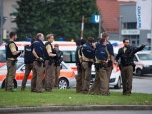 Атаката с нож в Мюнхен не е акт на тероризъм