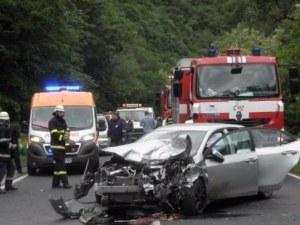 Майка и син загинаха в жестока катастрофа тази сутрин