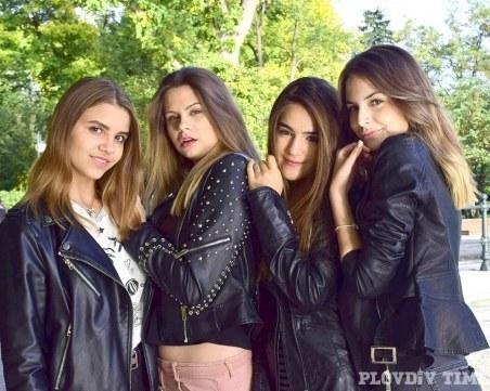 Четирите пловдивчанки от 4 Magic мечтаят за чудо в Х Factor СНИМКИ