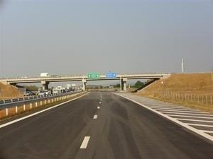 Турски шофьор вся смут и затвори магистрала Тракия