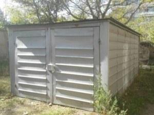 Пловдивчани продават металните гаражи поголовно! 300 лева е цената, но мераклии няма