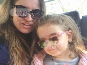 Автобус затисна 3-годишно момиченце, майката излезе с покъртителни детайли за инцидента СНИМКА