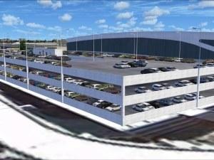 Вдигат два многоетажни паркинга в центъра на Пловдив, поемат колите от Капана и Главната