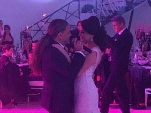 """Наско от БТР и любимата му си казаха """"Да!"""" на приказна сватба СНИМКИ"""