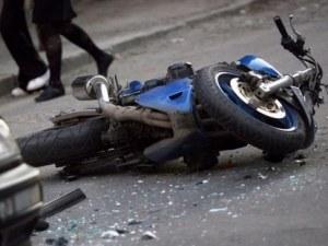 46-годишен мъж загина при катастрофа с мотопед