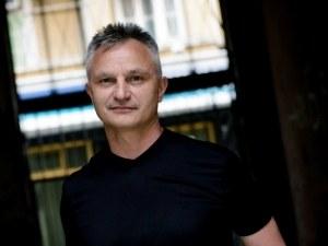 Захари Карабашлиев представя новия си бестеселър в Пловдив
