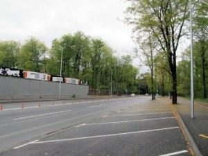 В Тракия се борят с футболните хулигани, пребоядисаха оградата на стадион Лаута