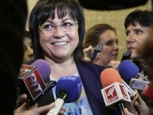 Нинова обвини управляващите за бедствията в Бургаско