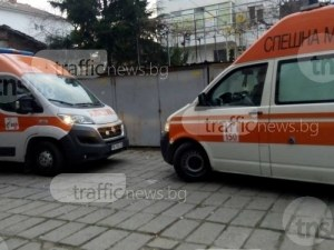 В рамките на 10 минути: Отнесоха двама пешеходци в Пловдив