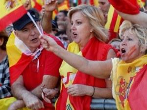 Ново проучване: Над половината каталунци не искали независимост