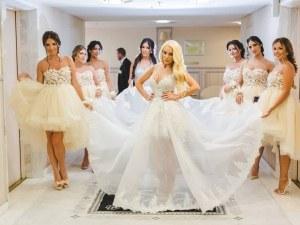 Ослепителната сватбена фотосесия на милионерската дъщеря Теодора Балабанова СНИМКИ