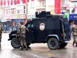 Предотвратиха терористичен атентат в мол в Истанбул