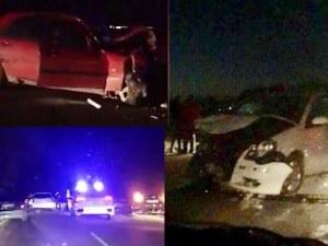 Водачът, причинил мелето край Пловдив, е бил с 1,37 промила алкохол
