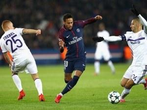 ПСЖ и Байерн сигурни за осминафиналите в Шампионската лига