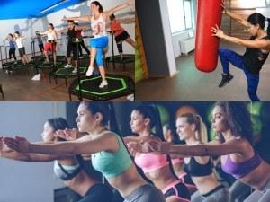 Аеробиката е демоде, фитнесът е скучен!  Вижте какво тренират модерните пловдивчани  СНИМКИ