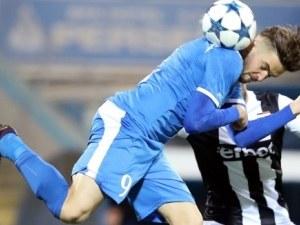 Локо падна с човек повече от Левски в дебюта на Акрапович