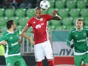 10 от ЦСКА шокираха Лудогорец насред Разград