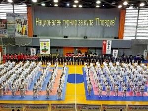 Малките каратеки на Тракия с 22 медала на турнира в Пловдив