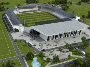 Дават голям терен на Локо Пловдив в Тракия за база, стадионът на концесия за 30 години
