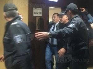 Адвокат Владимир Елдъров и таксиметровият бос Керанов остават зад решетките