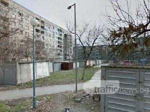 Пловдивчанин скочи от 7-ия етаж на жилищен блок