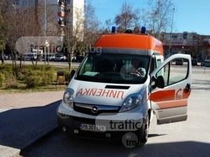 Жена почина, докато паркира в Кършияка