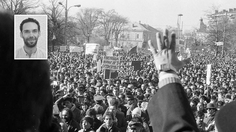 10. XI, 28 години по-късно: Комунист е синоним на възпълничък олигарх с пура