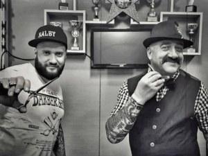 Актуалните мъжки визии на бради показват в Пловдив ВИДЕО