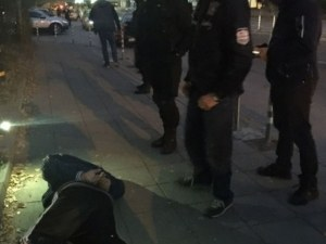 Екшън край Гребната! Дилър си спретна гонка с полицаи