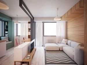 Големи идеи за обзавеждане на малък апартамент СНИМКИ