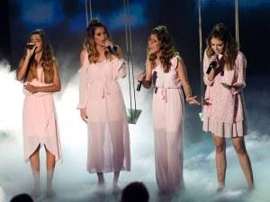Пловдивчанките 4 Magic запалиха любовта на сцената в X Factor ВИДЕО