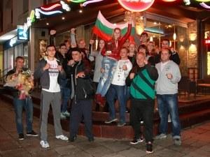 Спортисти и приятели посрещнаха с шумно парти европейската шампионка по карате Християна
