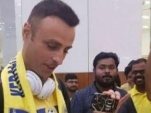 В Индия започнаха с критиките към Бербатов