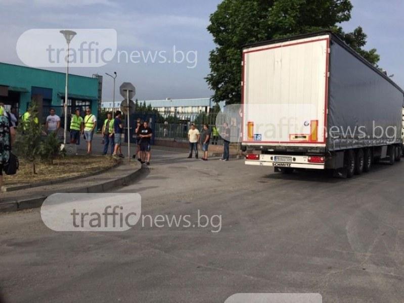 Пловдивски фирми плащат по 4000 лева на шофьор на месец, въпреки това няма хора ВИДЕО