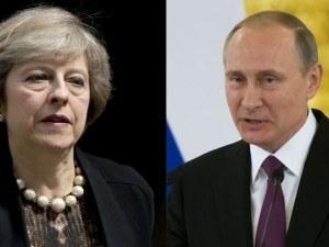 Британският премиер скочи срещу Русия с обвинения за кибершпионаж