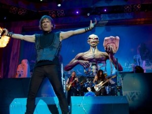 Разкриха подробности за концертна на Iron Maiden в Пловдив