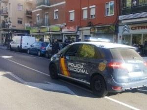 Мъж взе заложници в Мадрид, опита да обере банка