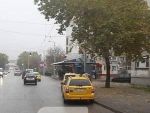 Не остана място за автобуси на спирка в Кючука