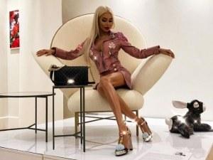 """Полякиня-архитект твърди, че е първата """"жива кукла Барби"""" СНИМКИ"""