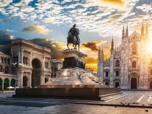 Само за 20 евро: Пловдив - Милано и обратно през 2018! СНИМКИ