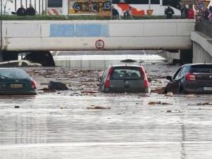 Тридневен траур в Гърция след потопа СНИМКИ и ВИДЕО
