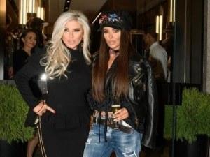 Николета и Преслава присъстваха на откриването на нов бутик СНИМКИ