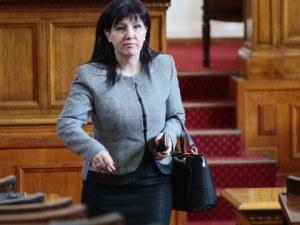 Корнелия Нинова доволна от оставката, Марешки се фръцна, а парламенът с нов шеф