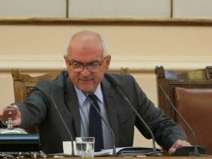 След разговор с Бойко Борисов, Димитър Главчев подаде оставка