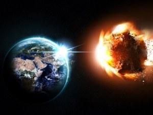 Зрелищни кадри: Метеор изгоря в небето над американски град ВИДЕО